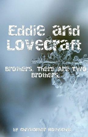 Eddie and Lovecraft by zerostrawberry