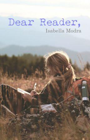 Dear Reader by IsabellaModra