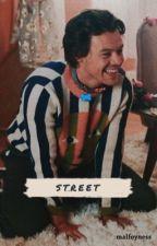 • STREET // styles by malfoyness