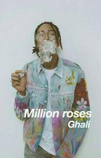 Million roses, Ghali. by MissACMilan