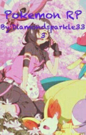 Pokemon Role-play by Diamondsparkle333
