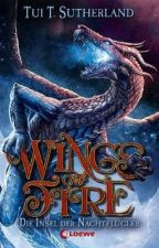Wings of Fire One-Shot Fanfic 3 by Artoftheforest