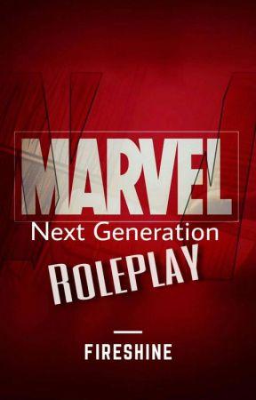 Marvel Next Gen Roleplay! by Fireshine