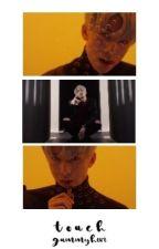 touch  |  hwiyoung • sf9 ff by gummyhwi