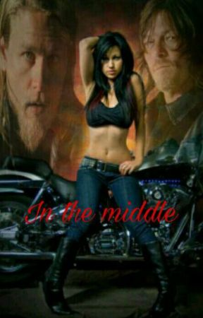 In the Middle by Gothika_Studios