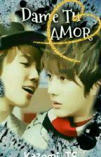 Dame Tu Amor 》MinJun [EN EDICIÓN] by Kazomi_TS