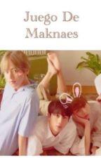 JinKook-TaeJin Lemon Juego de Maknaes by WineBloom