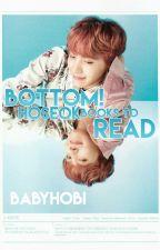 BOTTOM! HOSEOK BOOKS TO READ by babyhobi
