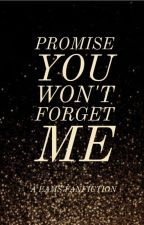 Promise You Won't Forget Me by PrincessStellaBella