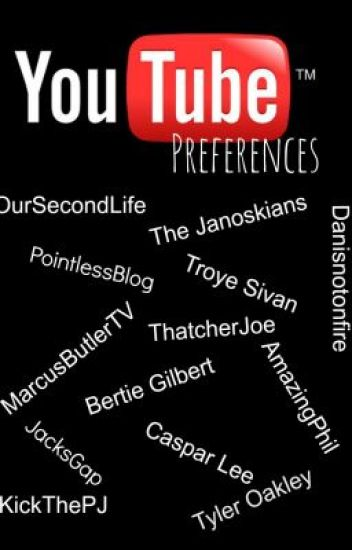 YouTuber Preferences