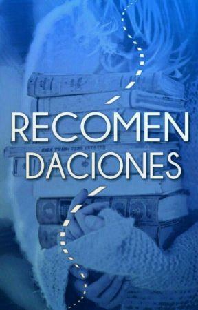 RECOMENDACIONES by EquipoBlue