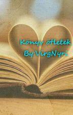 &Könyvötletek& by VirgNyri