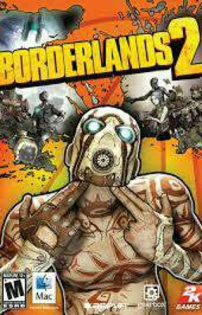 •Borderlands2 Oneshots• by xXDerpyCat245Xx