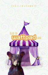 Bear in Wattpad Land by XxRisingDawnxX