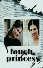 Laugh, Princess; Supercorp One Shot.  by lutthors