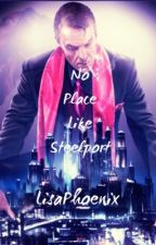 No Place Like Steelport (Saints Row Fanfiction) by LisaPhoenix