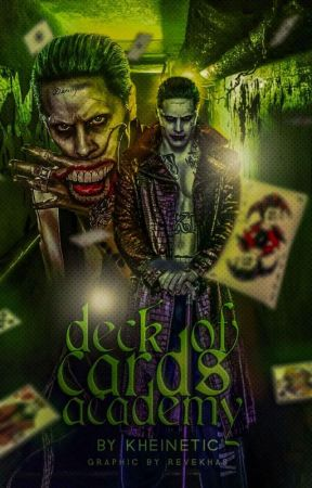 Deck of Cards Academy by kheinetic