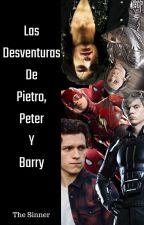 Las desventuras de Pietro, Peter y Barry by The_Sinner__