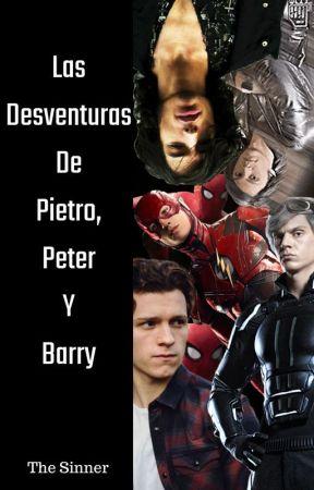 Las Desventuras De Pietro Peter Y Barry Café De Viejas Chismosas