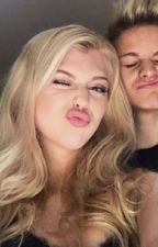 Moren a mark Thomas and Loren gray fanfiction by lupitac181