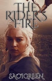 The Rider's Fire. by saoigreen