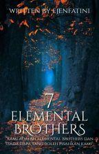 [EDITING] BOBOIBOY: 7 ELEMENTAL BROTHERS by ejenfatini