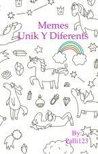 Memes únicas y diferentes by Palli123