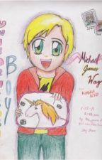Mikey Way Lost in Unicorn Land by FrankTheGirl