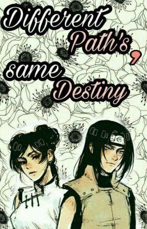 Different path's...same Destiny by Mxnique_-
