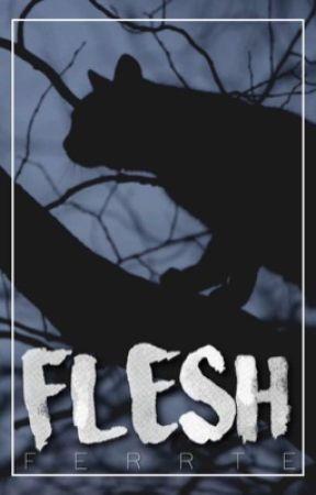 flesh - a warriors short.  by ferrte