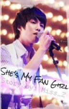 She's My Fan Girl by miss_Z