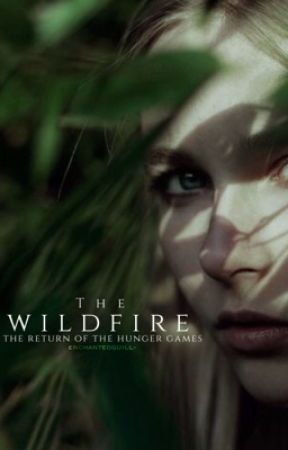 The Wildfire [Hunger Games] by enchantedquill-