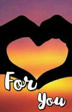 Love for you [BTS X BLACKPINK] by XXroseannekimXX