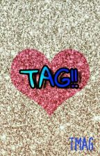 TAG!! - (CRAZY) by _TMAG_