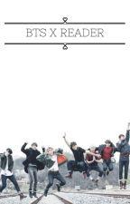 BTS X READER by Rindorie
