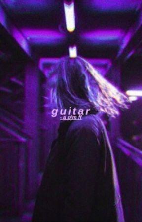 guitar | pjm by jeonhyunnah