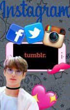 »Instagram«Taeĸooĸ[COMPLETED] by MarieBaekhyung