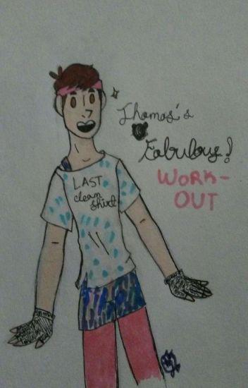 Thomas sanders x male!reader - Ace Sketch - Wattpad