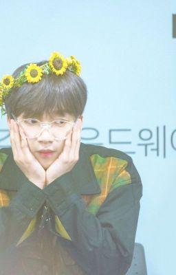 HOÀN( Fanfiction Girl_BTS ) [ SUGA] Sunbae! Sarang Hae !