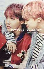 perfect illusion |yoonmin| by GeniusAna
