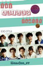 The Absurd Family x EXO OT12 by Nandaa_97