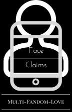Face Claims by Multi-Fandom-Love