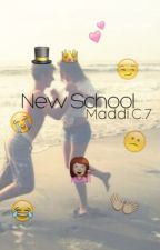 New School hayes grier by MadisonConklin