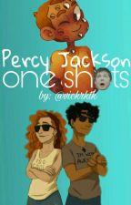 Percy Jackson one shots by vickrktk