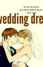 wedding dress /vkook  by ovkooks_kittens