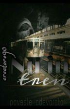 Nu in tren by creatorc90