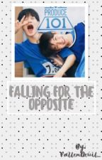 Falling for the Opposite; Jinhwi ff by FallenDevil_