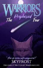 Warriors ▸ The Prophesied Four by -Skyfrost-