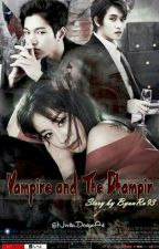 Vampire and The Dhampir by ByunRa93