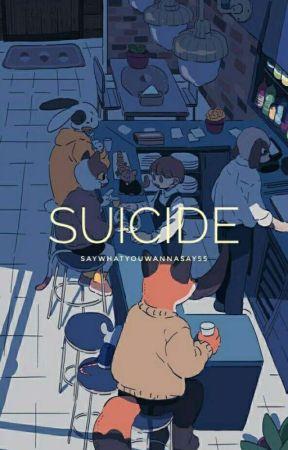 Suicide (Minjoon) by saywhatYOUWANNASAY55